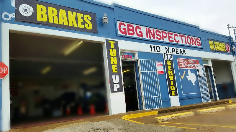 GBG Auto Repair & Inspection
