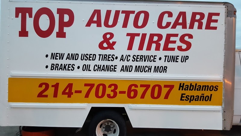 Top Auto Care &Tires