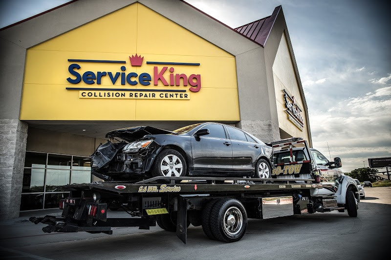 Service King Collision Repair of East Irving